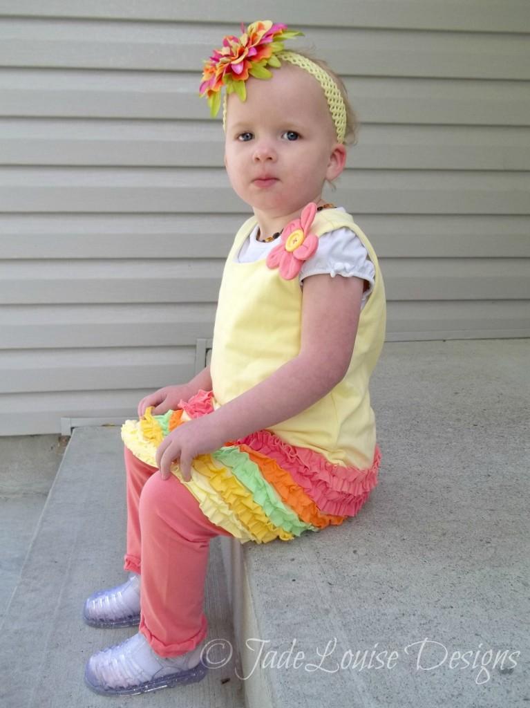 Bonnie Jean baby clothes