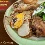 Dutch Oven Potatoes Recipe, Camp Cooking Favorite