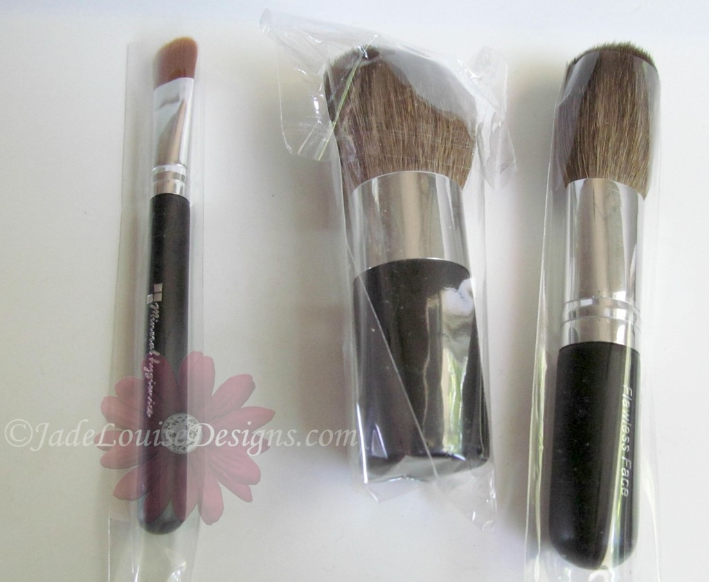 Mineral Hygienics Start up kit brushes
