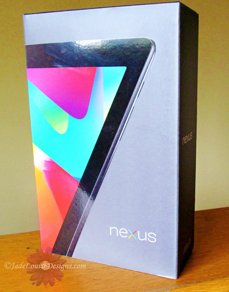 Google Nexus 7 Tablet Review