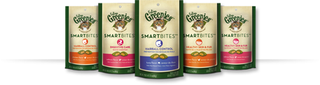Loving your Pet, Greenies Smartbites Cat Treats