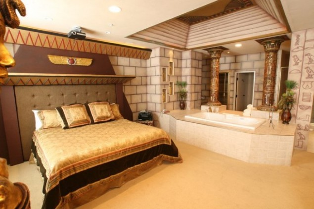 Destinations Inn, World Class Theme Suites Egypt Suite