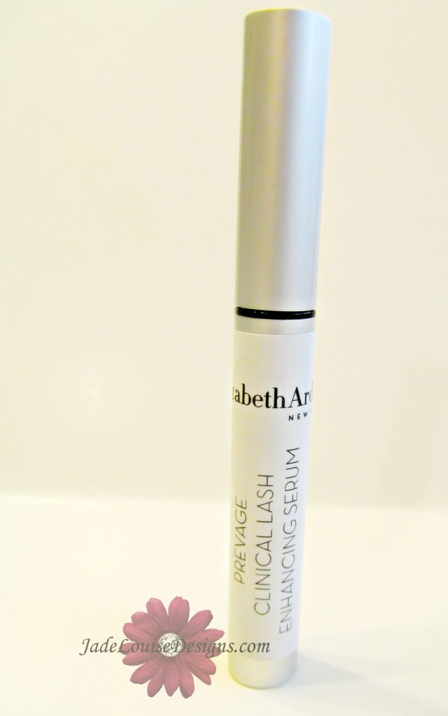 Elizabeth Arden Prevage Clinical lash and Brow enhancing serum review