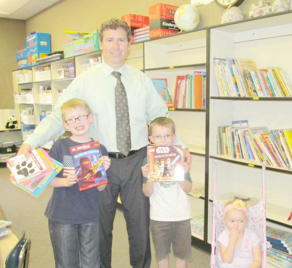 Support Literacy #NickCFK Book Drive Donation