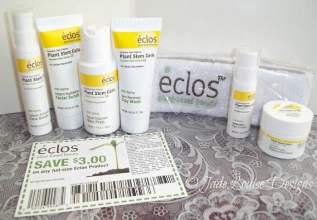 eclos anti-aging skin care