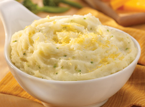 Nutrisystem Cheesy homestyle mashed potatoes
