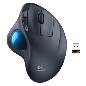 Logitech Trackball Mouse Review