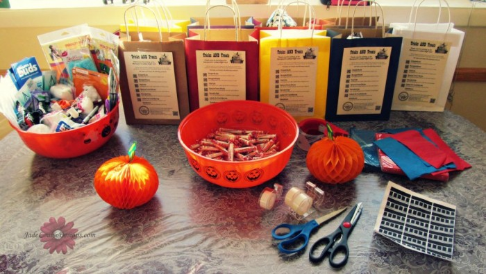 Mom Tips, Tricks and Treats Party