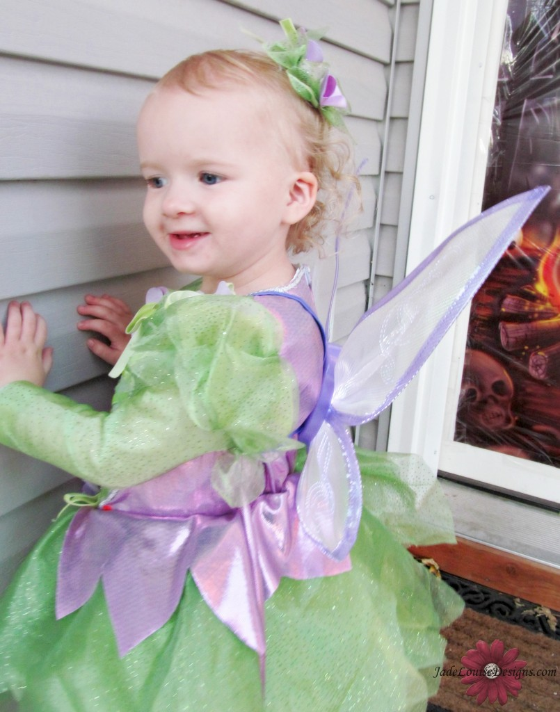 Disney Fairies Secret of the Wings, Dress up wings