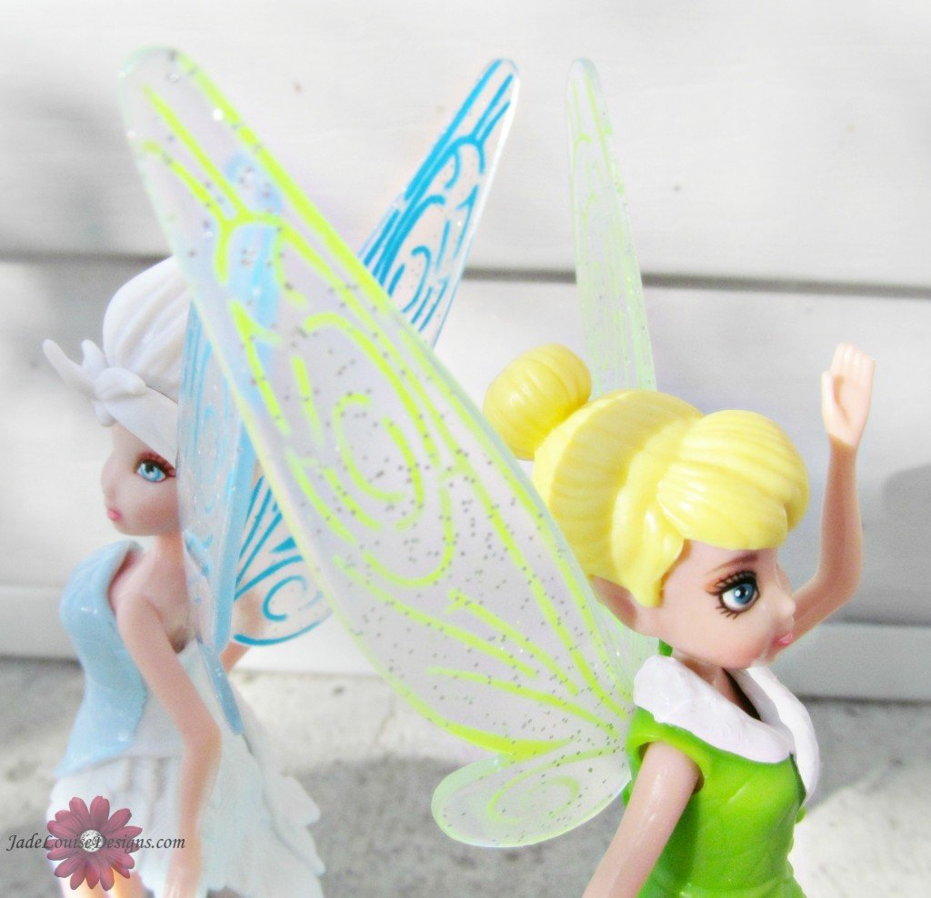 Disney Fairies Secret of the Wings Tink and Periwinkle Toy