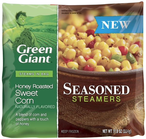 Easy Side Dishes with Green Giant Seasoned SteamersTM. #myblogspark