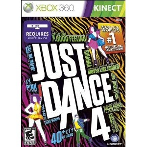 Just Dance 4 is Amazon's Gold Box Deal of the Day