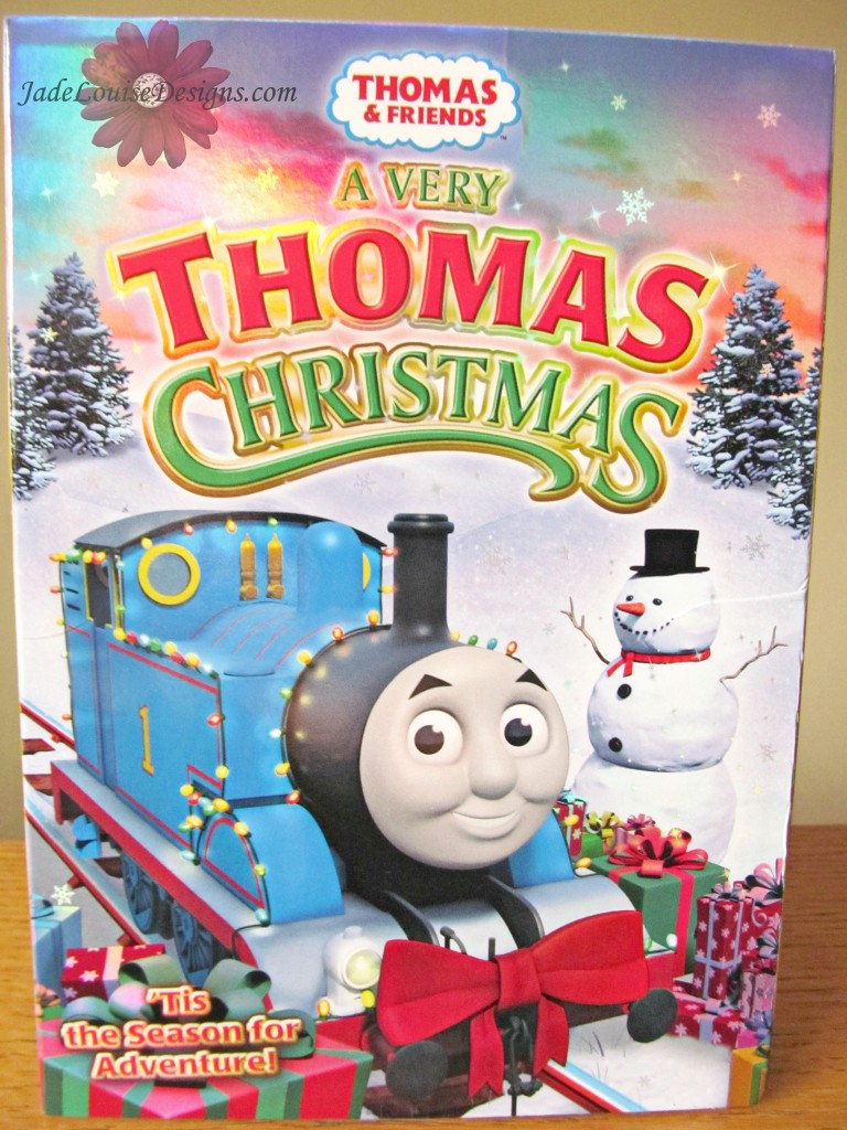 Thomas and Friends DVD A Very Thomas Christmas Review