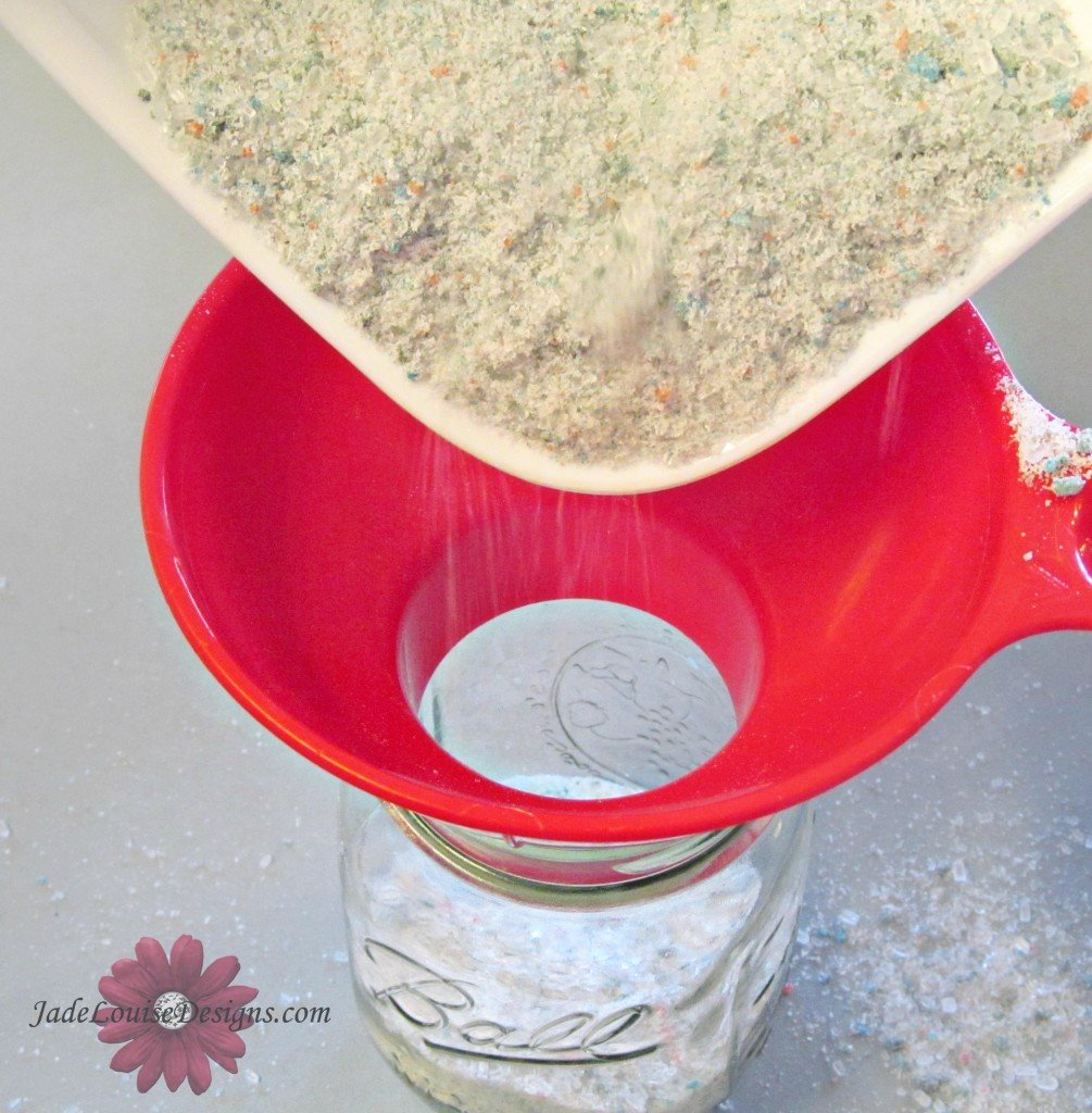 Bath Salts Recipe; Homemade Bath salt soak with essential oils