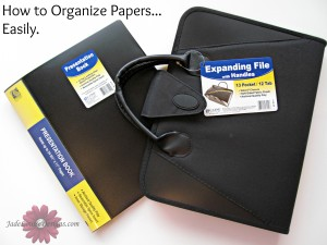 Post image for How to Organize Papers, Children's artwork, Documents & More #Shopletreviews