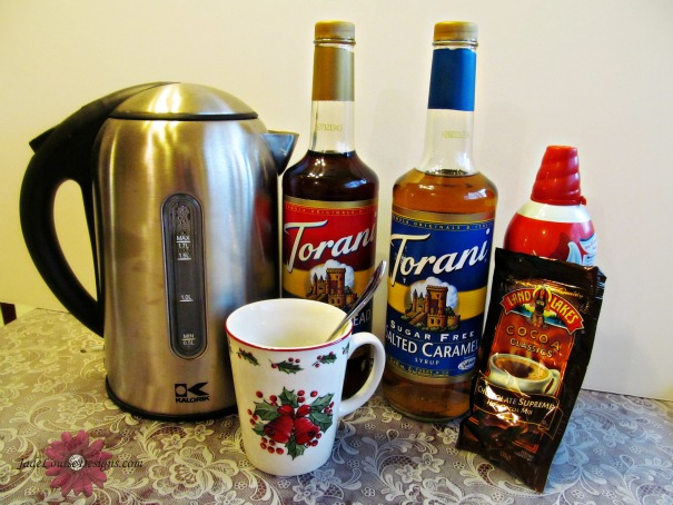 Hot Cocoa Tutorial; How to make Gourmet Hot Cocoa at home #ToraniFlavors