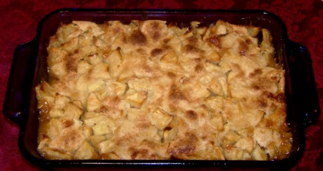 Mountain Apple Cobbler Christmas Baking For Kids: Best Recipes