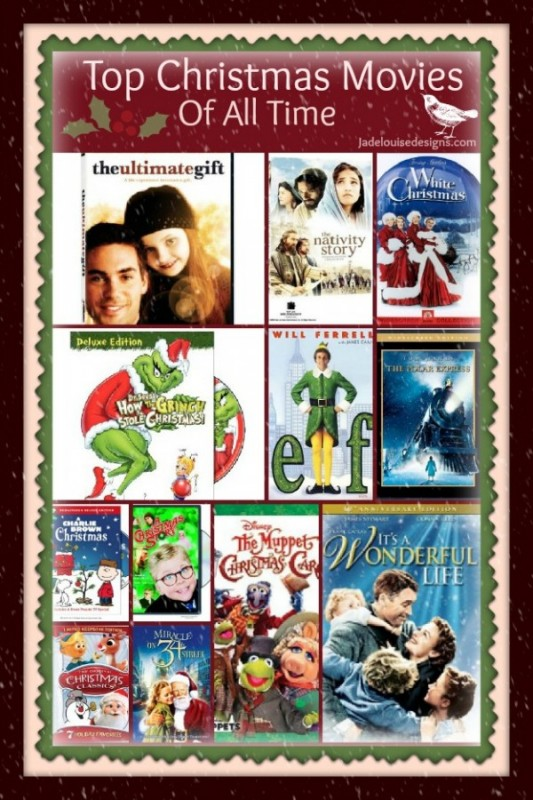 Top Christmas Movies of all time