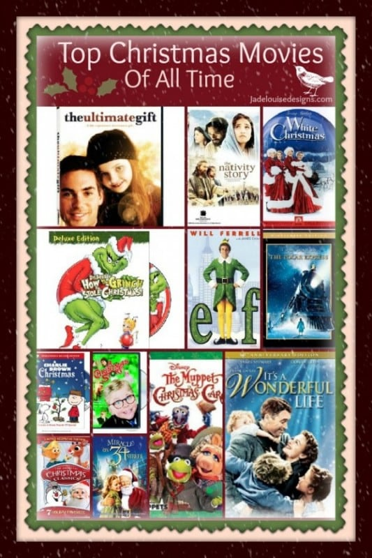 Top Christmas Movies of all time; Did your favorite make the cut?