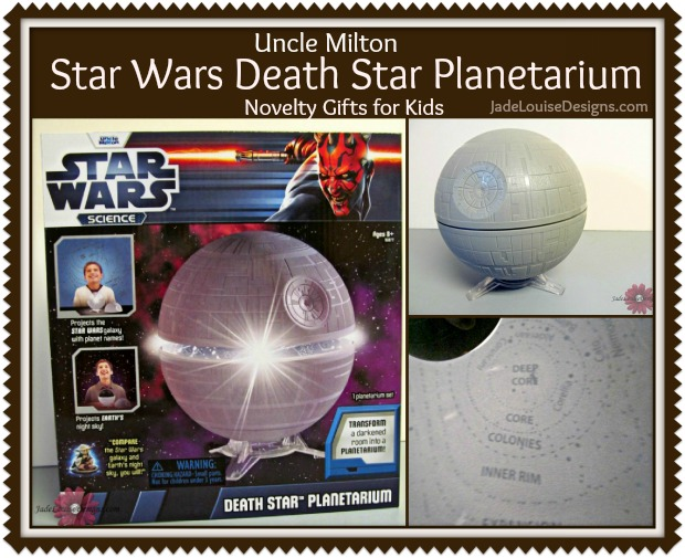 Star Wars Death Star Planetarium from Uncle Milton