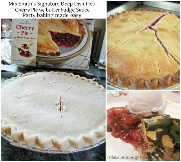 Like Pies? Mrs. Smith's Deep Dish Pies makes party baking easy!