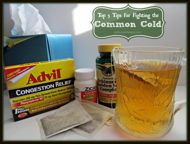 Common Cold Remedies, Five Tips for fighting Common Colds Quickly