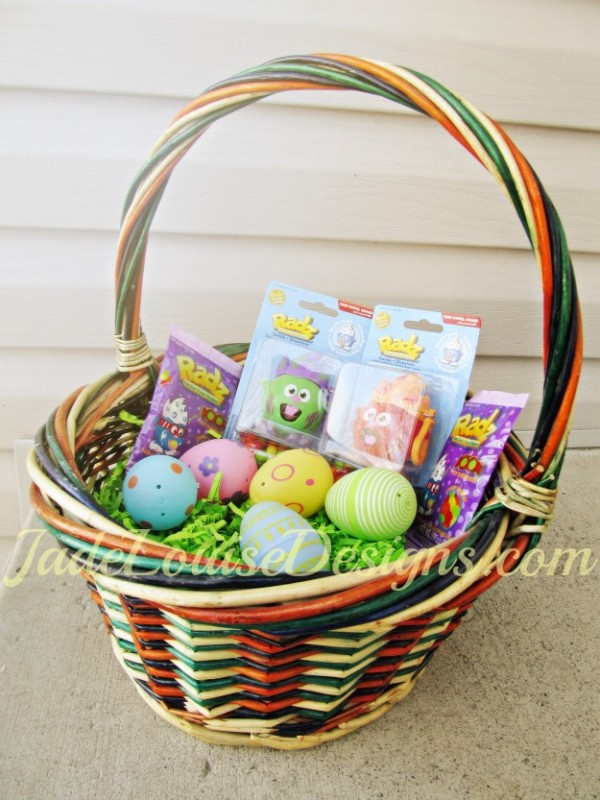 Easter Basket Ideas Easter Basket Ideas For Kids