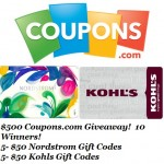 How to Spice your Wardrobe Affordably for spring + $500 Coupons.com Giveaway Kohls/Nordstroms