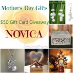 Novica $50 GC Mothers Day Giveaway Open Worldwide Ends 4/12/2013