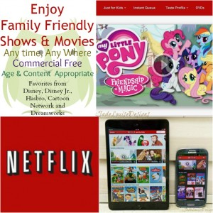 Post image for Enjoying Family Time with Safe Family Entertainment on Netflix Kids #NetflixKids #ad