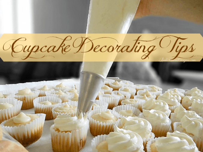 Cupcake decorating tips cupcake delights