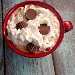 Hot Chocolate Recipe: Peanut Butter Cup Hot Chocolate