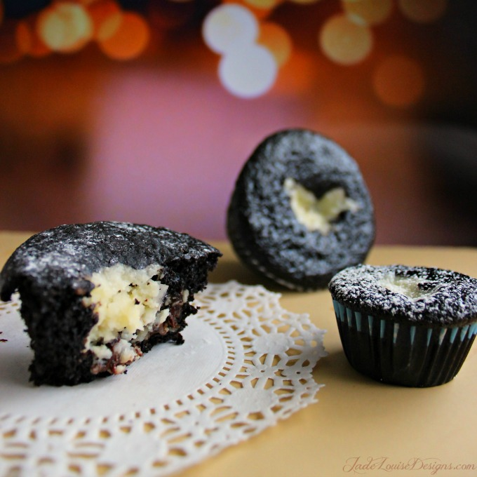 Black Bottom Cupcakes Recipe featuring LifeOiL, Delicious Holiday ...