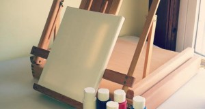 Ravenna Sketch Box Easel in Wood Giveaway {$94.99 RV}
