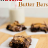 Nutella Butter Bars Recipe made on Nonstick Silicone Baking Mat by Cuina Kitchen