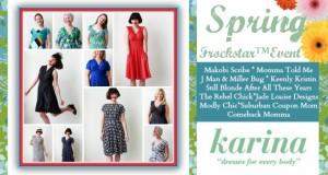 Karina Dresses #Frockstar event 12; Win $1000 worth in Karina Dresses!