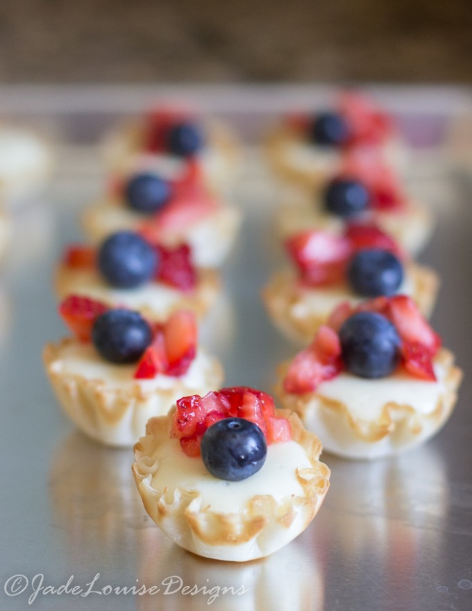 Tartlet Recipes Dessert Easy Tartlet Dessert That