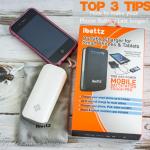 Using iBattz & How to make your Phone battery last longer!