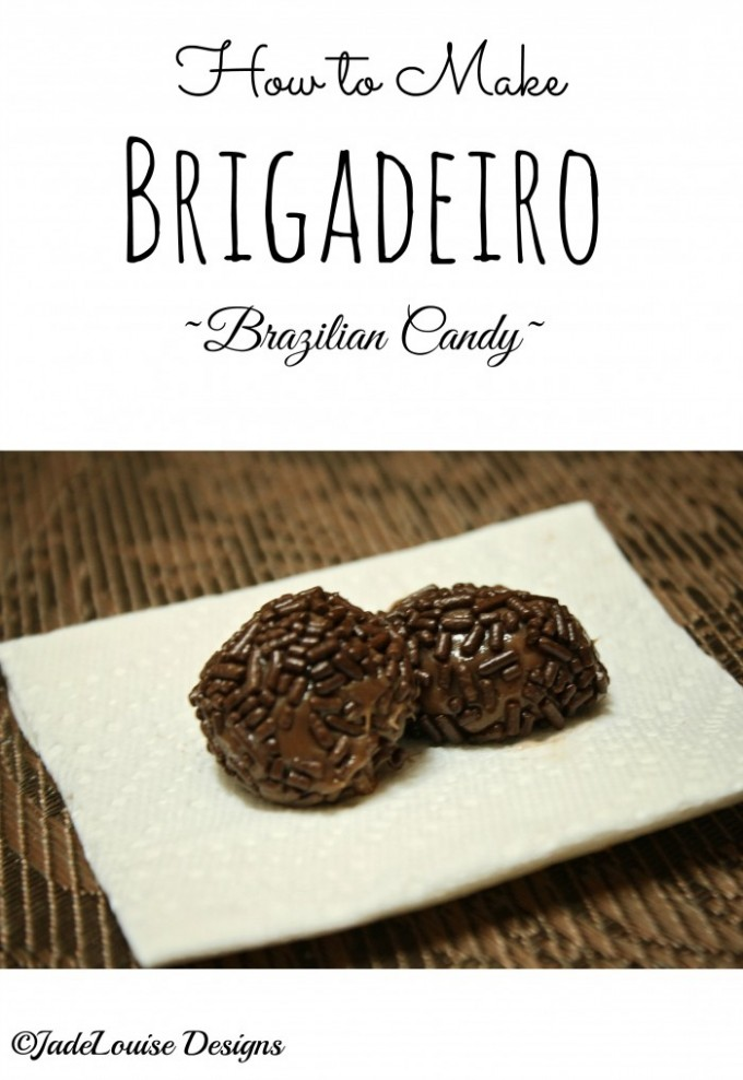 how to make brigadeiro recipe