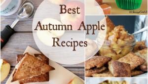 Best Autumn Apple Recipes