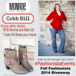 Fall Fashionista 2014 Giveaway $350 Fashion Giveaway Package