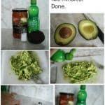 Make Guacamole in 2 Minutes