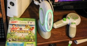 LeapTV leaps you into Educational video games!