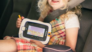 Travel tips for kids plus New Educational games from Vtech