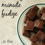 How to Make Fudge in the Microwave