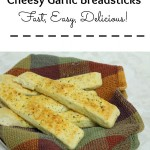 The Best Breadsticks Recipe – Fast, Easy, Delicious!