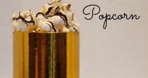 White Chocolate Chocolate Popcorn!