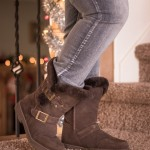 Fashionable Winter Boots BearPaw Madeline