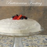 How to Make Buttercream Frosting #LoveWeek