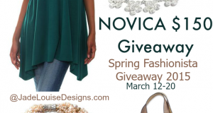 Spring Fashionista Giveaway Event 2015